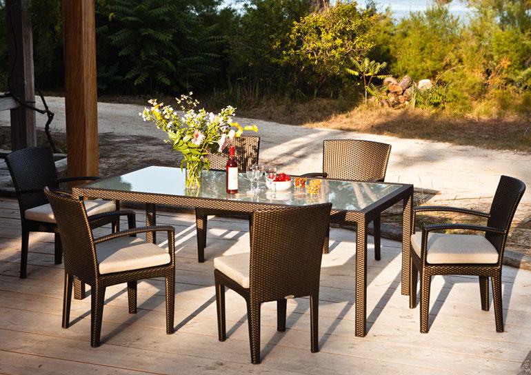 Outdoor Küchen Frammersbach : Meiser living outdoor exklusive wohnideen für draußen