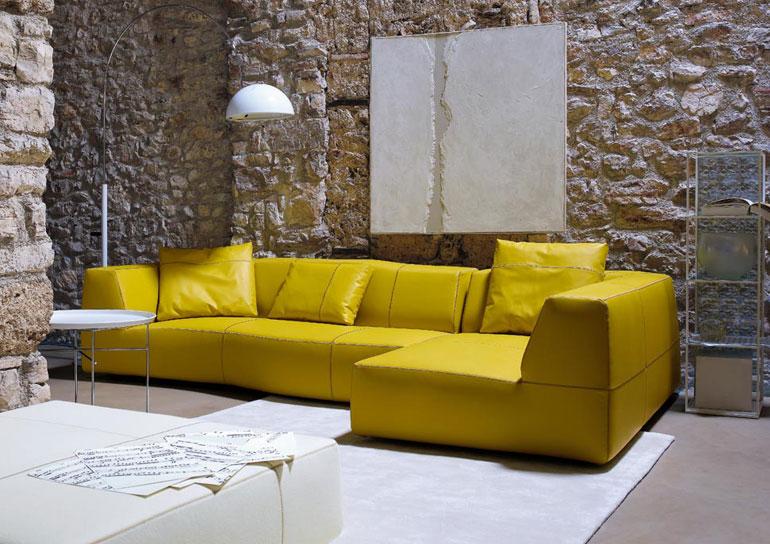 B&B Italia Sofa Bend