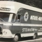 MEISER HOME OF LIVING Busbeschriftung