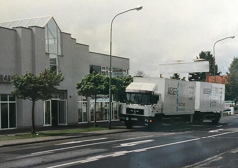 1987 wurde Meiser Küchen in Hanau eröffnet