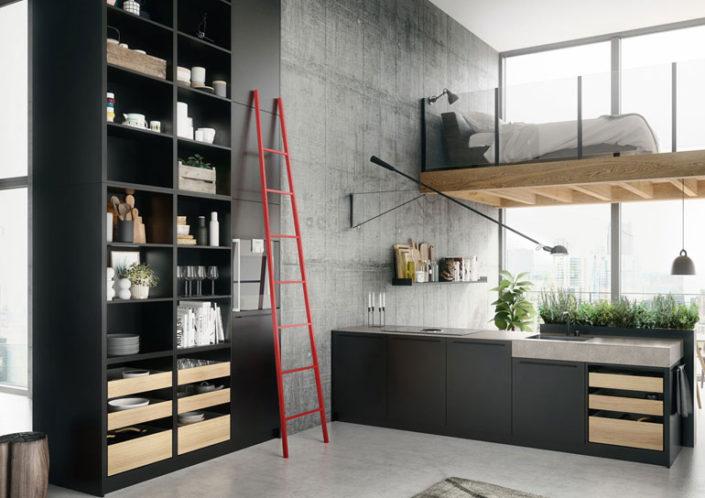 Siematic Küche SE 8008 LM