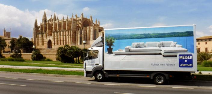 Meiser Lebensart Truck