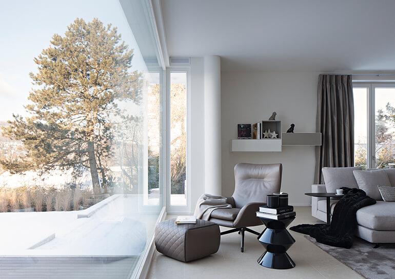 Inspiration Wohnzimmer-Möbel