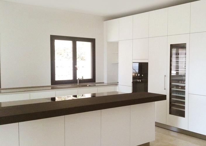 Wir lieferrn Ihre Küche nach Mallorca