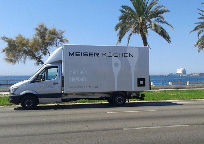 MEISER Küchen in Mallorca