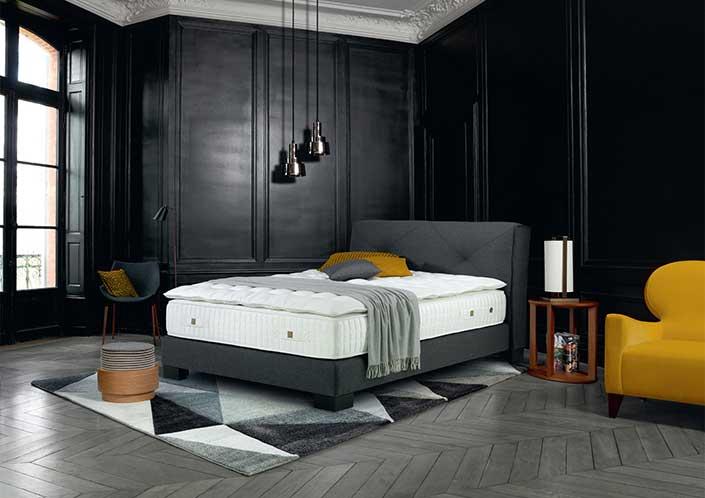 treca bruxelles gris meiser home of living. Black Bedroom Furniture Sets. Home Design Ideas